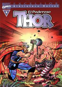 Cover Thumbnail for Biblioteca Marvel: Thor (Planeta DeAgostini, 2001 series) #6