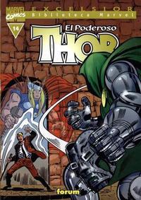 Cover Thumbnail for Biblioteca Marvel: Thor (Planeta DeAgostini, 2001 series) #14
