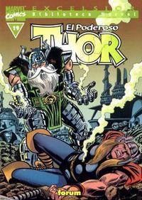 Cover Thumbnail for Biblioteca Marvel: Thor (Planeta DeAgostini, 2001 series) #19