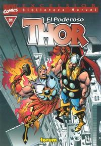Cover Thumbnail for Biblioteca Marvel: Thor (Planeta DeAgostini, 2001 series) #31