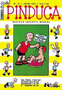 Cover Thumbnail for Pinduca [Henry] (Editora Brasil-América [EBAL], 1953 series) #17