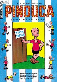 Cover Thumbnail for Pinduca [Henry] (Editora Brasil-América [EBAL], 1953 series) #19