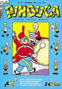 Cover Thumbnail for Pinduca [Henry] (Editora Brasil-América [EBAL], 1953 series) #22