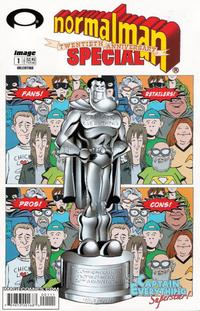 Cover Thumbnail for normalman Twentieth Anniversary Special (Image, 2004 series) #1