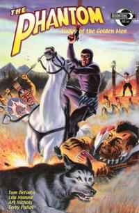 Cover Thumbnail for The Phantom: Valley of the Golden Men (Moonstone, 2004 series)