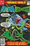 Cover Thumbnail for The Brave and the Bold (1955 series) #155