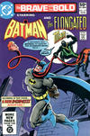 Cover for The Brave and the Bold (DC, 1955 series) #177 [Direct]