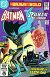 Cover for The Brave and the Bold (DC, 1955 series) #182 [Direct]