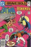 Cover for The Brave and the Bold (DC, 1955 series) #186 [Newsstand]