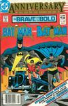 Cover for The Brave and the Bold (DC, 1955 series) #200 [Newsstand]