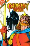 Cover for Camelot 3000 (DC, 1982 series) #3