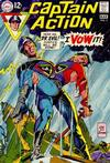 Cover for Captain Action (DC, 1968 series) #3