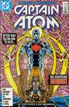 Cover for Captain Atom (DC, 1987 series) #1