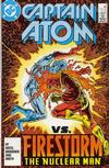 Cover for Captain Atom (DC, 1987 series) #5