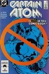 Cover for Captain Atom (DC, 1987 series) #10