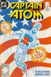 Cover for Captain Atom (DC, 1987 series) #12