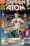 Cover for Captain Atom (DC, 1987 series) #13