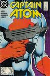 Cover for Captain Atom (DC, 1987 series) #21
