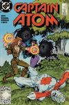 Cover for Captain Atom (DC, 1987 series) #22