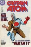 Cover for Captain Atom (DC, 1987 series) #32