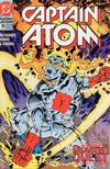 Cover for Captain Atom (DC, 1987 series) #56