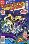 Cover for Captain Carrot and His Amazing Zoo Crew! (DC, 1982 series) #1 [Newsstand]