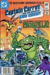 Cover for Captain Carrot and His Amazing Zoo Crew! (DC, 1982 series) #3 [Newsstand]