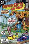 Cover for Captain Carrot and His Amazing Zoo Crew! (DC, 1982 series) #4 [Direct Edition]