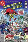 Cover for Captain Carrot and His Amazing Zoo Crew! (DC, 1982 series) #5 [Newsstand]