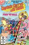 Cover for Captain Carrot and His Amazing Zoo Crew! (DC, 1982 series) #9 [Direct Edition]