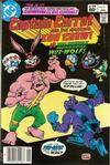 Cover for Captain Carrot and His Amazing Zoo Crew! (DC, 1982 series) #11 [Newsstand]