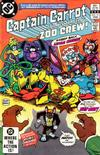 Cover for Captain Carrot and His Amazing Zoo Crew! (DC, 1982 series) #12 [Direct Edition]