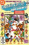 Cover for Captain Carrot and His Amazing Zoo Crew! (DC, 1982 series) #15 [Direct Edition]