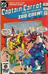 Cover for Captain Carrot and His Amazing Zoo Crew! (DC, 1982 series) #17 [Direct Edition]