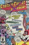 Cover for Captain Carrot and His Amazing Zoo Crew! (DC, 1982 series) #18 [Direct]