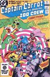 Cover for Captain Carrot and His Amazing Zoo Crew! (DC, 1982 series) #20 [Direct]
