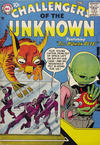 Cover for Challengers of the Unknown (DC, 1958 series) #1