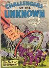 Cover for Challengers of the Unknown (DC, 1958 series) #7