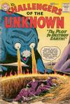 Cover for Challengers of the Unknown (DC, 1958 series) #9
