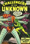 Cover for Challengers of the Unknown (DC, 1958 series) #12