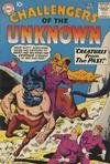 Cover for Challengers of the Unknown (DC, 1958 series) #13