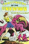 Cover for Challengers of the Unknown (DC, 1958 series) #15