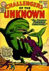 Cover for Challengers of the Unknown (DC, 1958 series) #20
