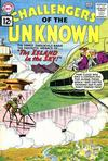 Cover for Challengers of the Unknown (DC, 1958 series) #23