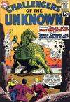 Cover for Challengers of the Unknown (DC, 1958 series) #26