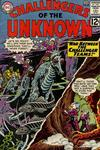 Cover for Challengers of the Unknown (DC, 1958 series) #29