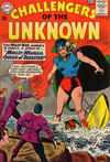 Cover for Challengers of the Unknown (DC, 1958 series) #34