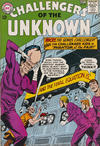 Cover for Challengers of the Unknown (DC, 1958 series) #39