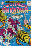 Cover for Challengers of the Unknown (DC, 1958 series) #40