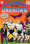 Cover for Challengers of the Unknown (DC, 1958 series) #41